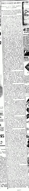 1896-08-24 Times Democrat (Lima, Ohio, USA) - luminous birds2.png